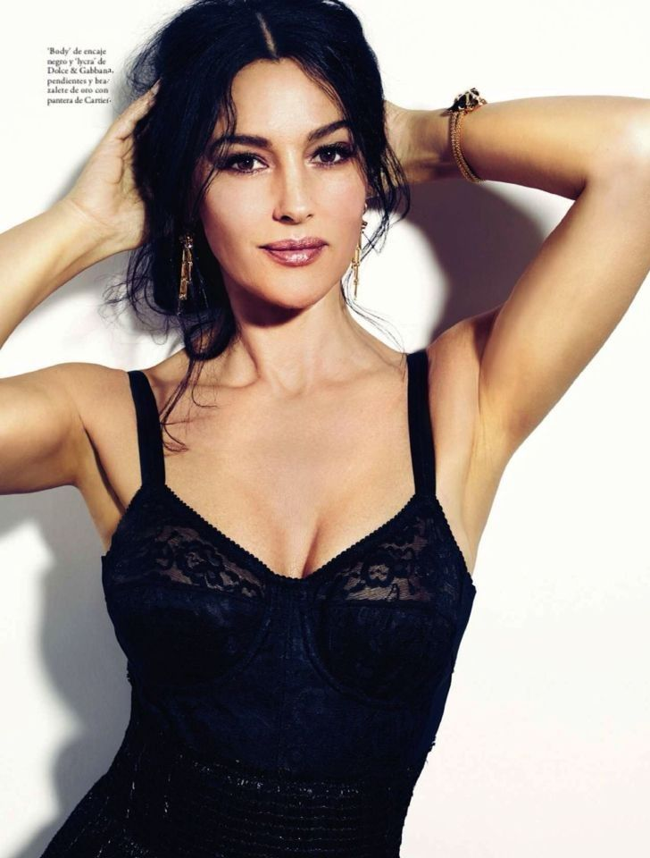 Sexy hot Monica Bellucci