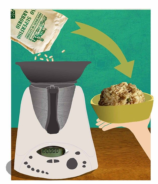 Thermomix cooking - Gourmet Traveller