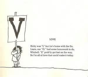shel silverstein poem - Love