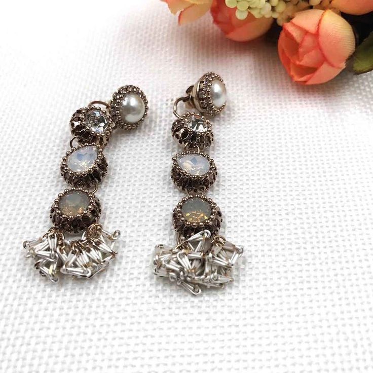 UneJoux Handmade Fashion Earrings FER-1