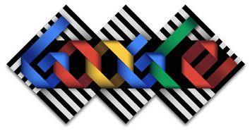 Omar Rayo doodle