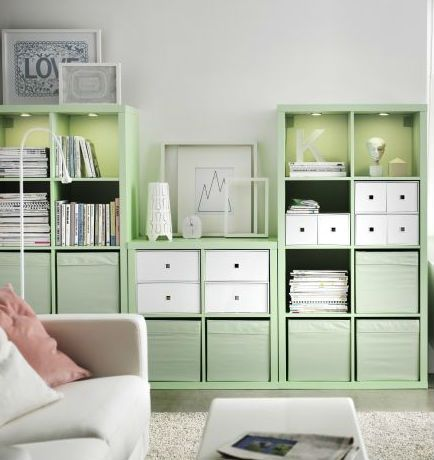 IKEA Fan Favorite: KALLAX shelving unit. Simple and versatile, the KALLAX series of bookshelves from IKEA can help you organize, accessorize and match the style of any room.