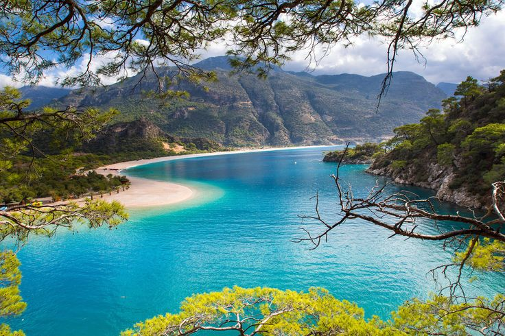 Oludeniz Beach in Turkey - Best beaches in Europe