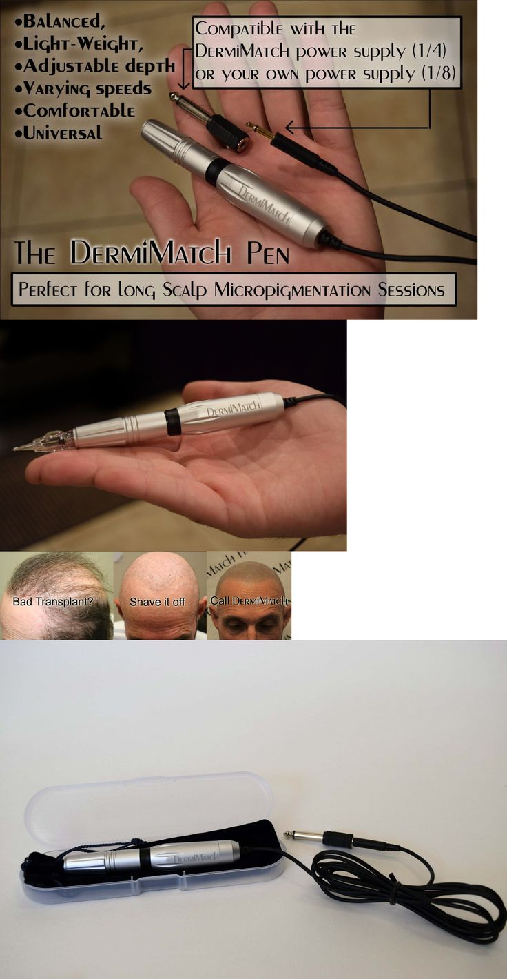 scalp micropigmentation machine