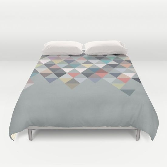Nordic Combination 20 Duvet Cover by Mareike Böhmer Graphics And Photography. Worldwide shipping available at Society6.com. Just one of millions of high quality products available.