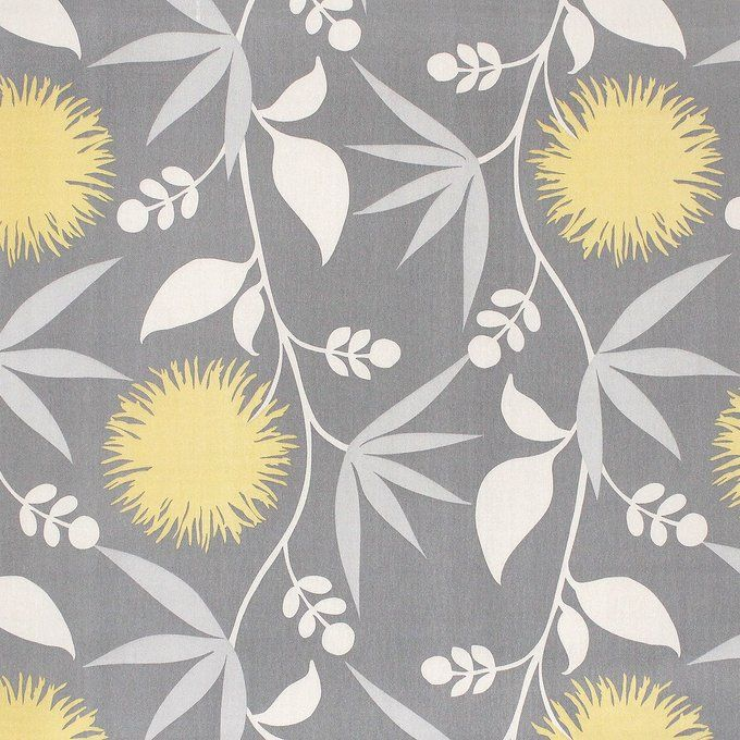 Grey And Pale Gold Curtain Fabric From Http Marthas Co Nz Fabric 197 Gold Curtains Fabric Fabric Jewelry