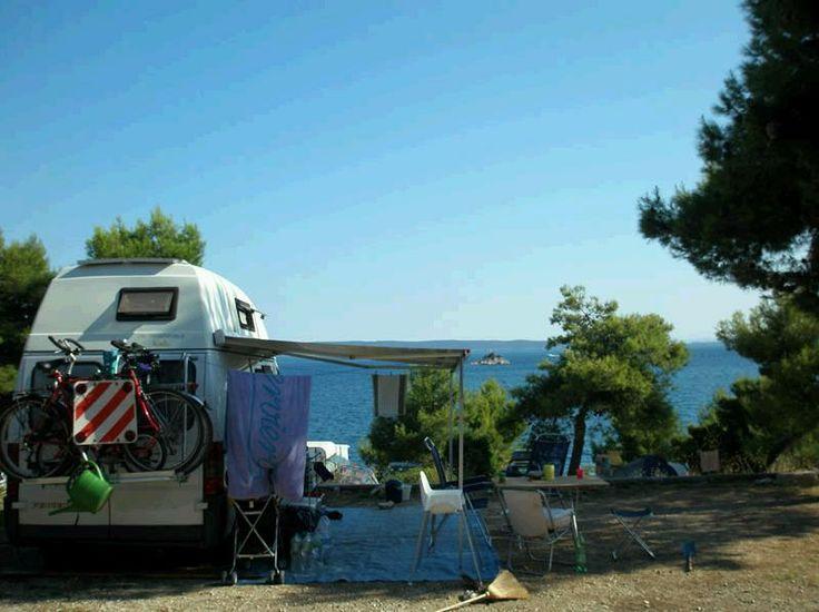 Camp Vranjica Belvedere