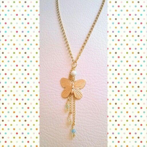 Collar Mariposa  $10000