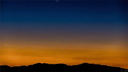 It can change your perception of day and night… | 15 Time-Lapse GIFs That Will Change The Way You See The World