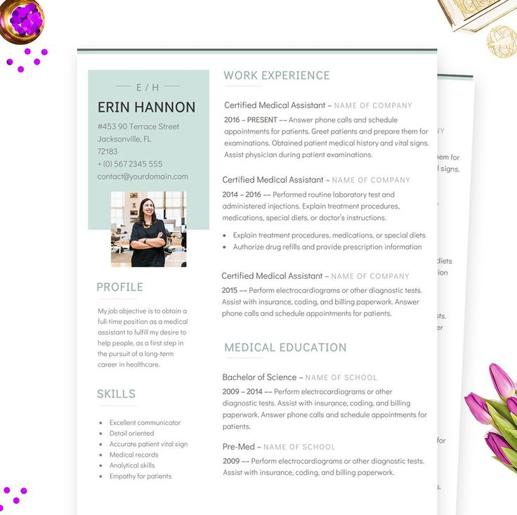 The 25+ best Medical assistant cover letter ideas on Pinterest - medical assistant resume template