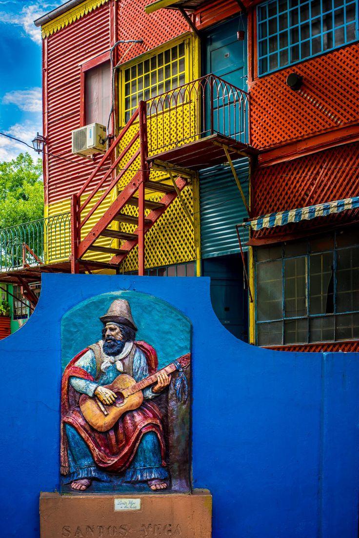 La Boca, BsAs, Argentina / by Hubert Zęgota