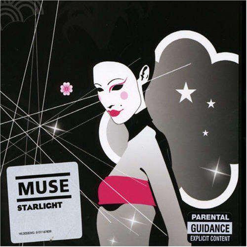 2006 Muse - Starlight (DVD single) [Helium 3 HEL3003DVD] illustration by Jasper Goodall #albumcover