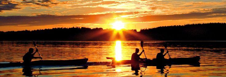Yömelonta ©Kisakallio #Finland