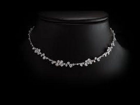 Diamond Necklace - Diamond Necklace Designs