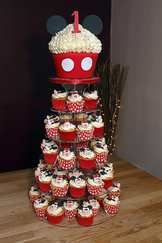 Image from http://allcakeideas.com/wp-content/uploads/2015/06/cupcake-ideas-mickey-mouse-220.jpg.