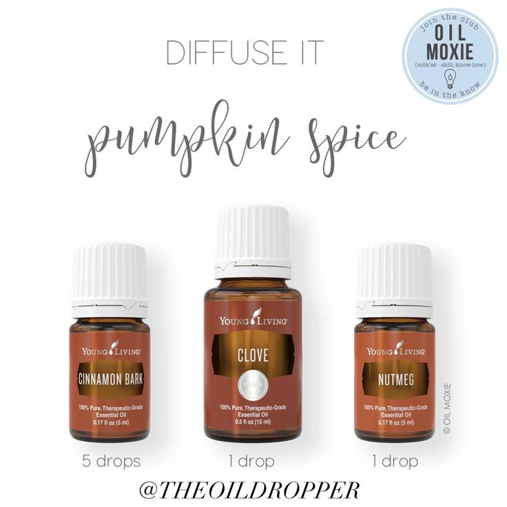 Just in time for fall diffuse this wonderful combo! You can also diffuse it during Thanksgiving dinner to bring ambience.  www.TheOilDropper.com