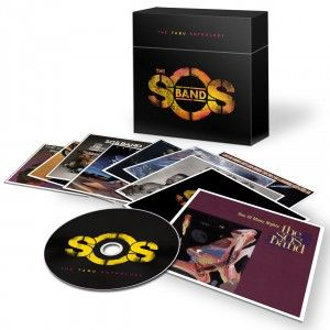 Tabu / The S.O.S. Band anthology box set