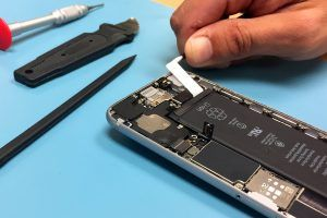 How To: #iPhone6 Battery Replacement #smartphone #electronics #phonerepair #apple #iphone  https://www.ifixyouri.com/blog/iphone-6-battery-replacement/