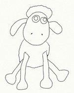 Shaun The Sheep Drawing Ecosia