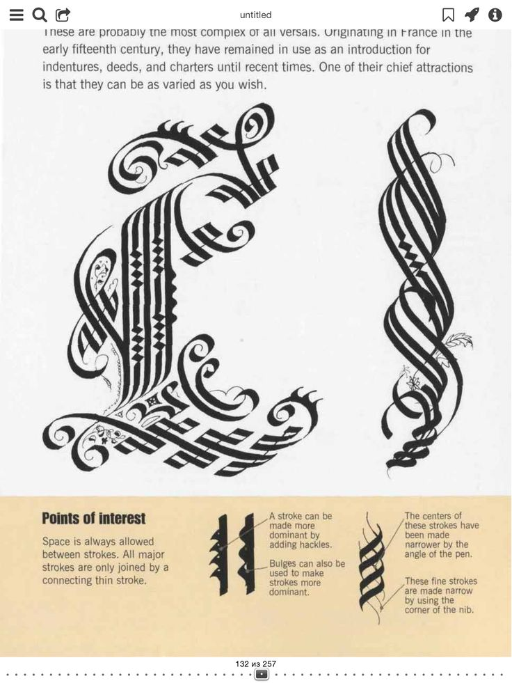 17 Best Images About Calligraphy Cadels On Pinterest