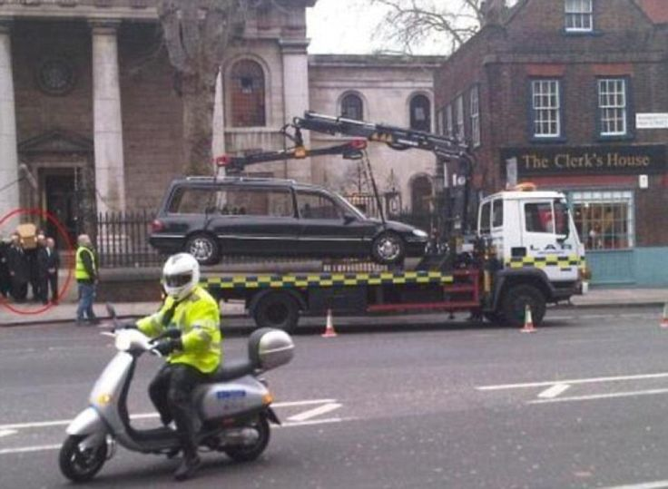 Death is no excuse for parking fines