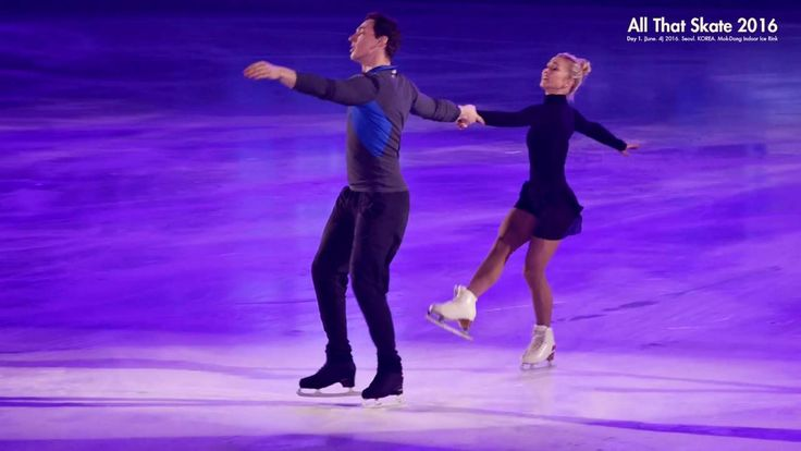 Aliona SAVCHENKO & Bruno MASSOT 알리오나 사브첸코 & 브루노 마쏘 | All That Skate…