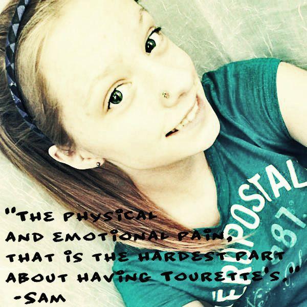 A Little Bit Different: Tourette's Syndrome: More Tourette's Awareness Pictures!!