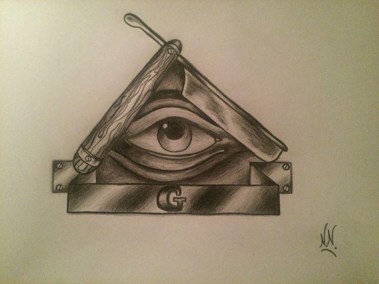 Shavingknife#illuminati#oldschool#N.N