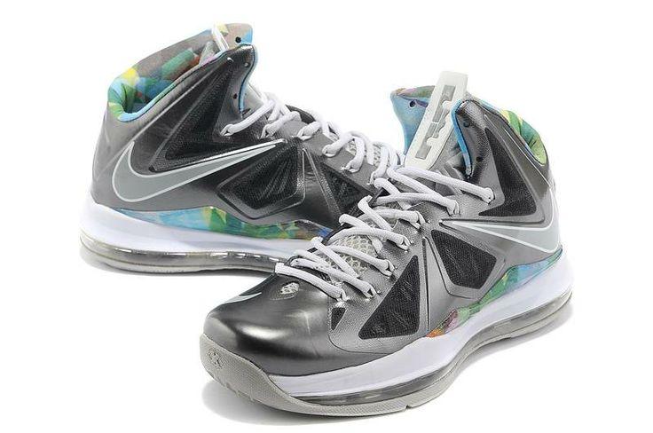 Nike Air Max Lebron X Prism [Nike Lebron X (10)-6320]
