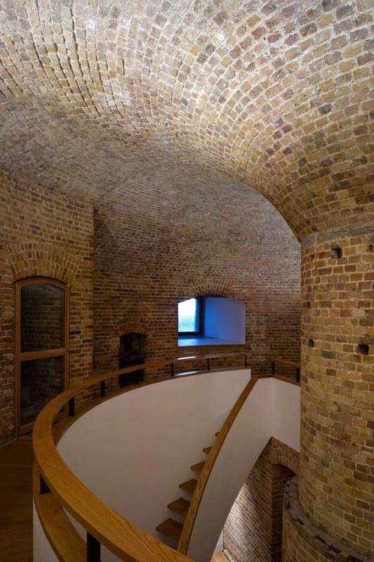 "Billings Jackson Design, Martello Tower ""Y"" In Suffolk, England"