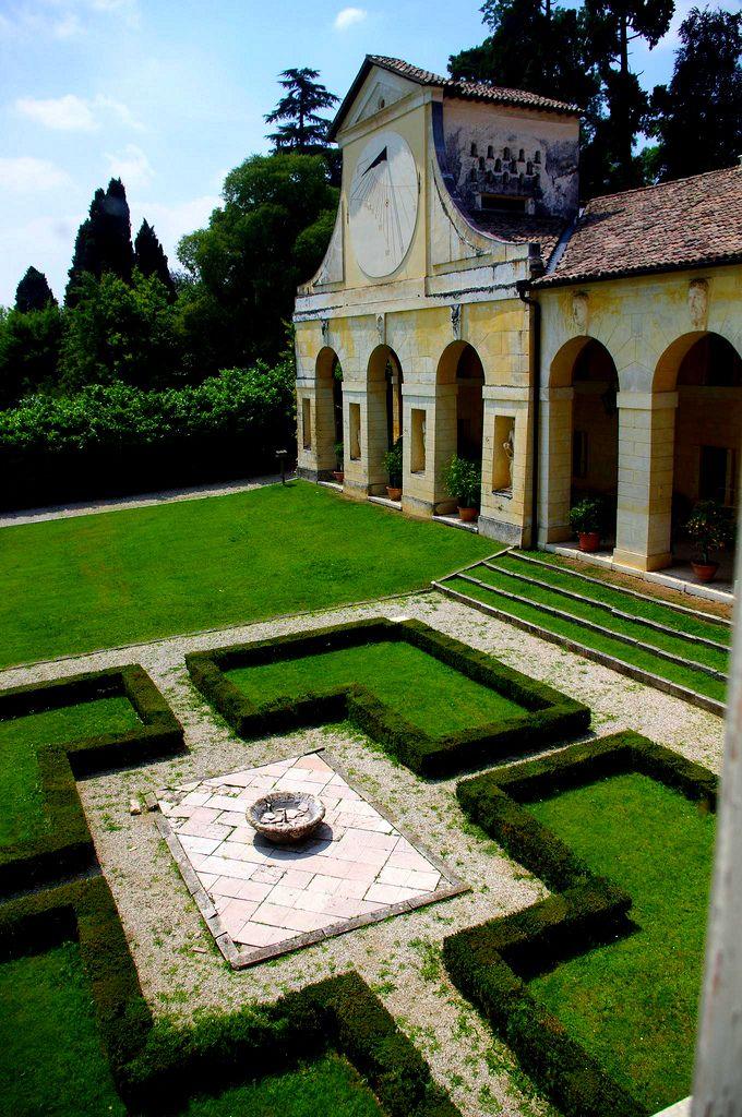 Villa Barbaro Nth Italy