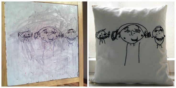 A Dream Pillow da Clarinha