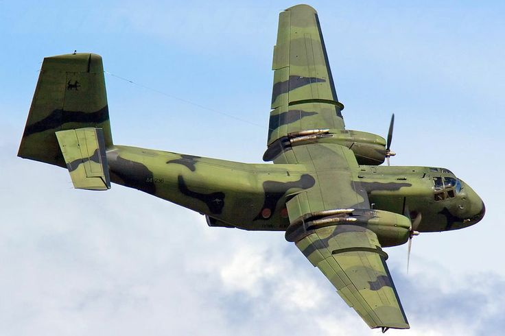 DHC-4 Caribou. Blame Canada! (for this awesome plane) Still used in Afghanistan for crazy airdrops.