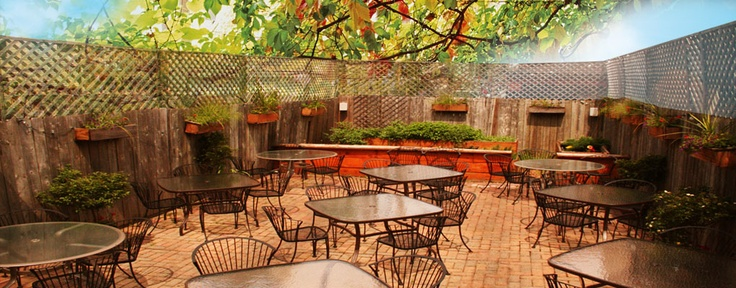 Delightful Yet, Somehow We Have Never Eaten On This Gorgeous Patio. | Sweet Home  Chicago | Pinterest | Chicago Anu2026