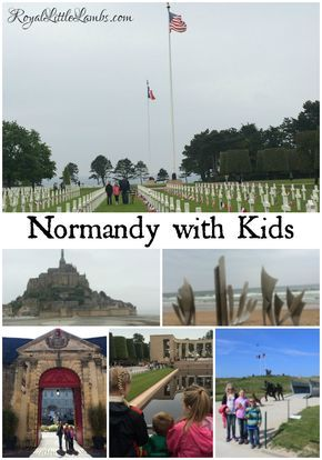 Our Normandy tour hit all the highlights for the D-Day sites and places we've studied about the Middle Ages.