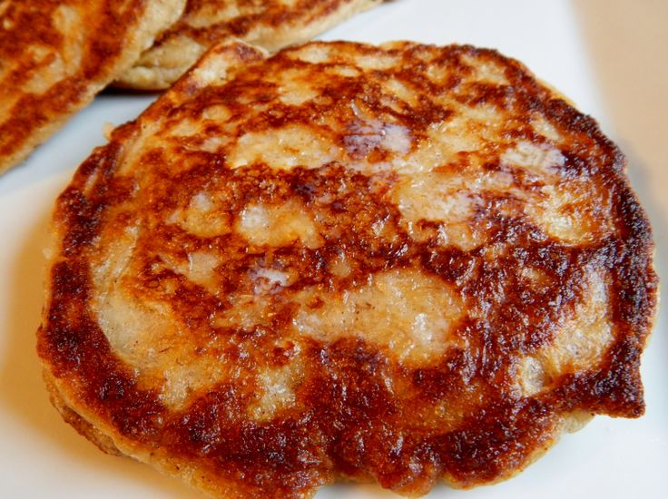 Scottish Oatcakes - Soak Oatmeal overnight and mix together with a few ...