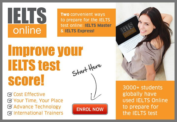 IELTS Online Training for studying abroad.Reading, writing, speaking and listening  complete coaching online.Maximum practice tests, value for money. Improve your IELTS bands with 24X7 learning, Easy access, International trainers.Your time and your place, score high with mapmystudy. IELTS tutorials, sample passages, audios, interview preperation.