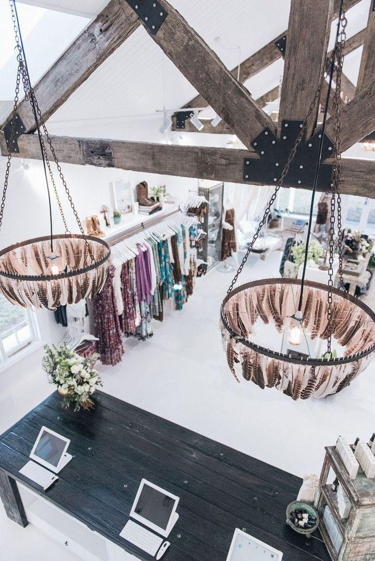 Clothing Boutique Interior Design Ideas 29