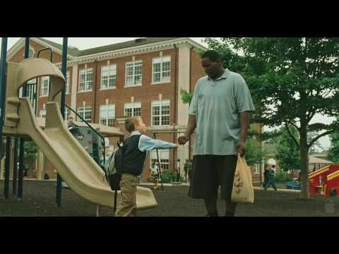 The Blind Side is a 2009 American semi-biographical drama film. It is written and directed by John Lee Hancock, and based on the 2006 book The Blind Side: Evolution of a Game by Michael Lewis.The storyline features Michael Oher, an offensive lineman who plays for the Baltimore Ravens of the NFL. Bullock stars alongside Quinton Aaron as Michael Oher, Tim McGraw as Sean Tuohy, and Kathy Bates as Miss Sue.