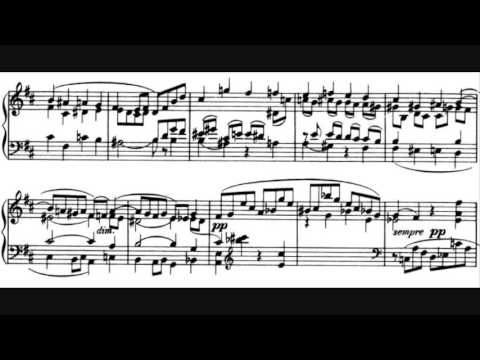César Franck - Prelude, Chorale and Fugue - YouTube
