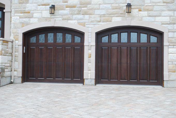 40 best images about portes de garage en bois wooden for Porte de garage 2 40 x 2 15