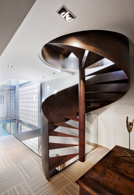 : Future Houses, Families Houses, Labs, Spirals Staircases, Spirals Stairs, Luxury Houses, Interiors Design, Barcelona Spain, Design Home