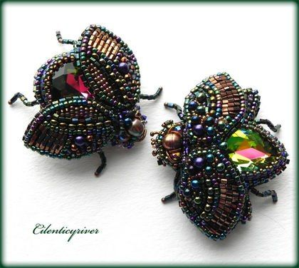 Beaded ♥ Jewelry | Бисер ♥ Шедевры