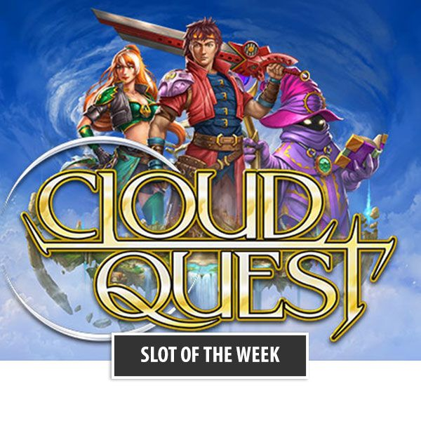 The #slot of this week is Cloud Quest.  Make a #deposit (min. €20) today and receive 30 #Free #Spins tomorrow!  http://parasino.com/en/games