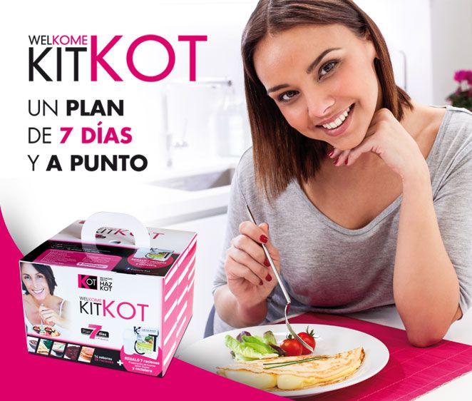 Dieta Kot.   Plan para 7 días-28 raciones.   Pierde peso desde el primer día.   Venta online aquí: http://www.farmaciauniversal24h.com/tienda-online/control-peso/sustitutivos-comida/dieta-kot-pack-de-iniciacion-7-dias-28-raciones-ventaonline.html