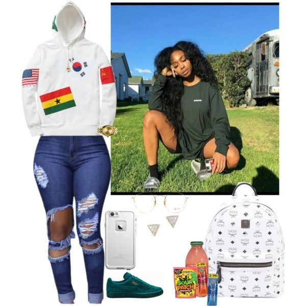 A fashion look from February 2017 featuring MCM backpacks, Adina Reyter earrings and Nixon watches. Browse and shop related looks.