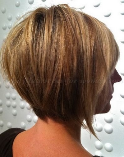 Hairstyles a line bob