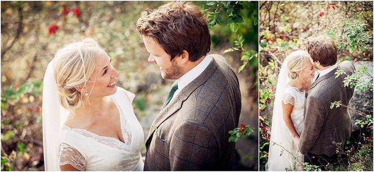 Irene & Joacim Bröllop i Lysekil » Fotograf Linda Jönér – Bröllop, barn, reklam
