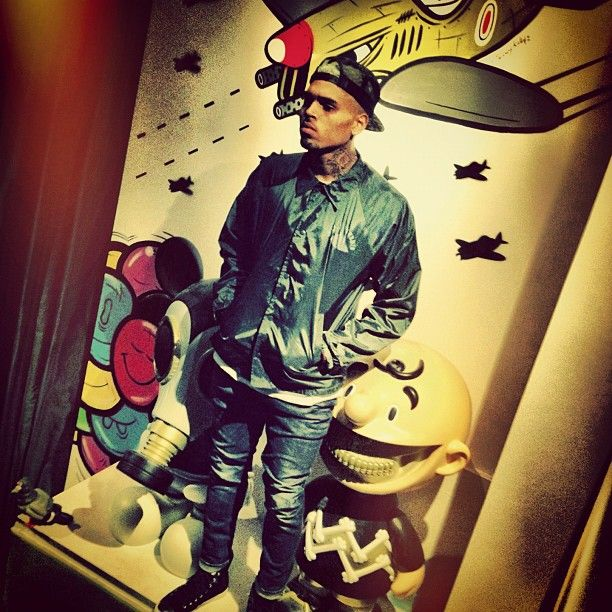 Twitter / Recent images by @chrisbrown | Music | Pinterest ...