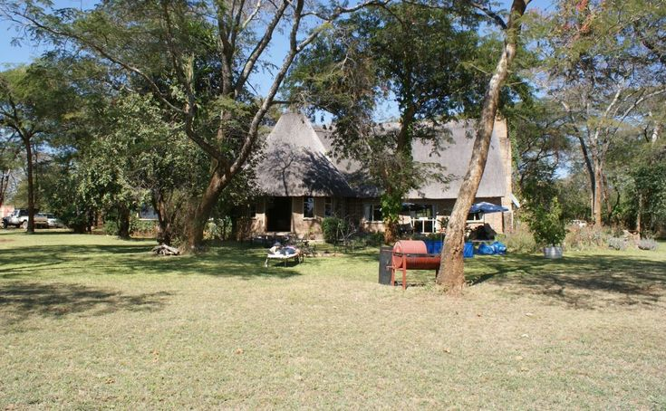 Masuku Lodge main house